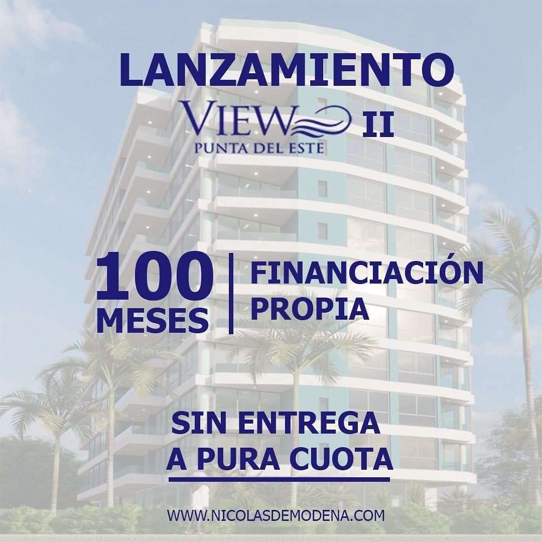 Emprendimiento View II  Punta del Este